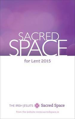 Sacred Space for Lent: 2015