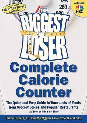 Biggest Loser Complete Calorie Counter
