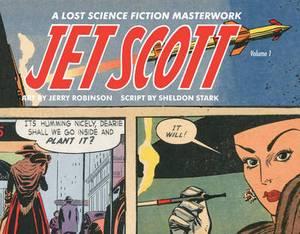 Jet Scott Volume 1