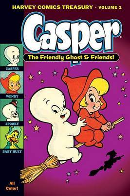 The Harvey Comics Treasury: v. 1