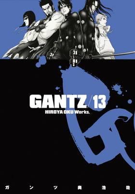 Gantz: v. 13