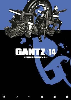 Gantz: v. 14