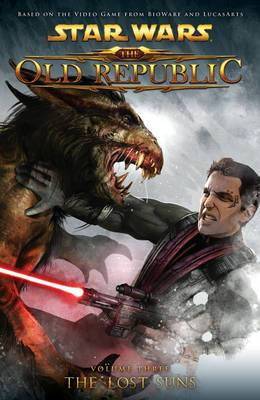 Star Wars: The Old Republic: Volume 3: Lost Suns