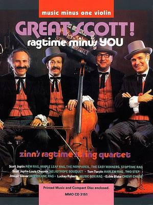 Great Scott!: Ragtime Minus You