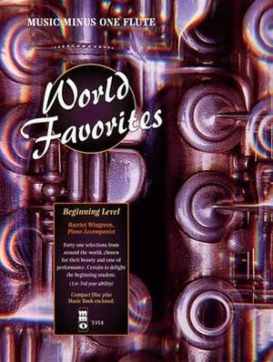 World Favorites: Student Editions, 41 Easy Selections (1st-2nd Year)