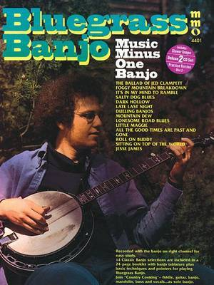 Bluegrass Banjo: Deluxe 2-CD Set