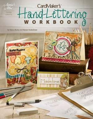 CardMaker's Hand-Lettering Workbook