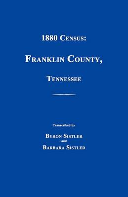 1880 Census: Franklin County, Tennessee