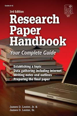 Research Paper Handbook: Your Complete Guide