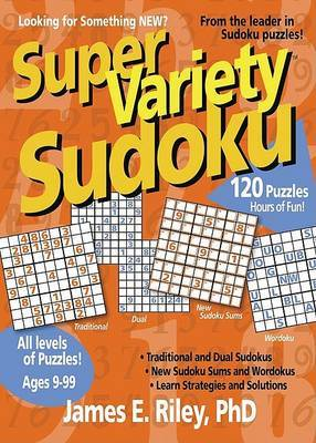Super Variety Sudoku