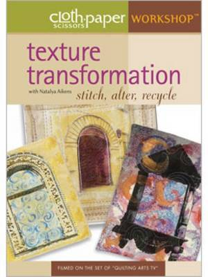 Texture Transformation Stitch Alter Recycle