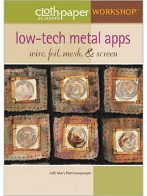 Low-Tech Metal Apps Wire Foil Mesh & Screen