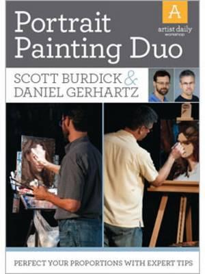 Portrait Painting Duo