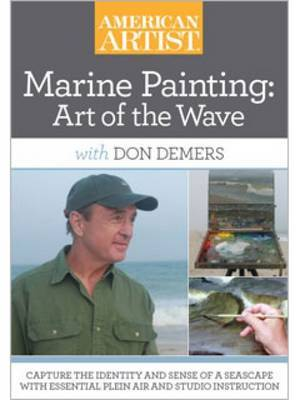 Marine Painting Art of the Wave with Don Demers
