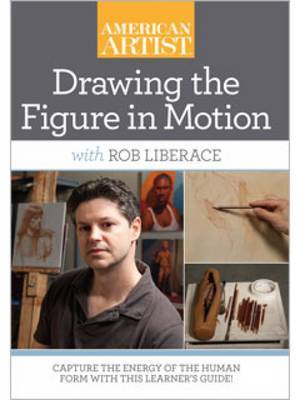Drawing the Figure in Motion with Rob Liberace