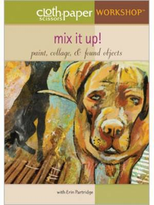 Mix it Up! Paint Collage & Found Objects