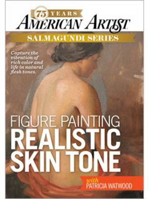 Figure Painting Realistic Skin Tone with Patricia Watwood
