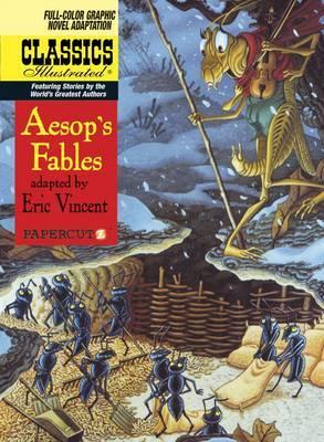 Classics Illustrated: No. 18: Aesop's Fables