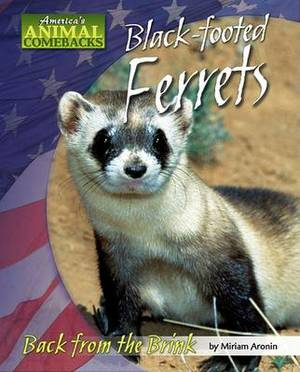Black-Footed Ferrets: Back from the Brink