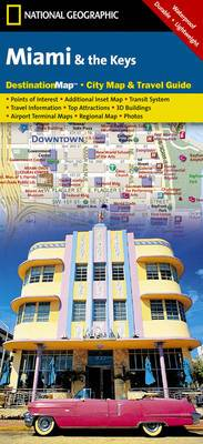Miami and the Keys: Destination City Maps