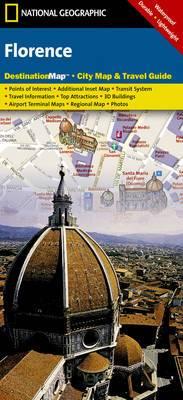Florence: Destination City Maps