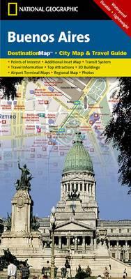 Buenos Aires: Destination City Maps