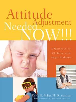 Attitude Adjustment Needed Now!!!