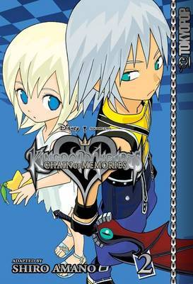Kingdom Hearts: Chain of Memories: V. 2