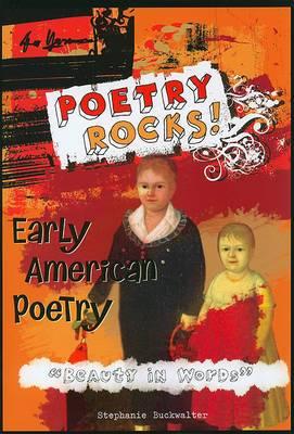 Early American Poetry: Beauty in Words