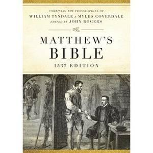 The Matthew's Bible