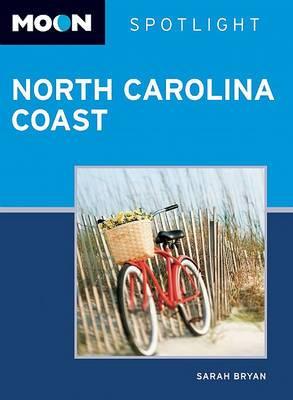 Moon Spotlight North Carolina Coast