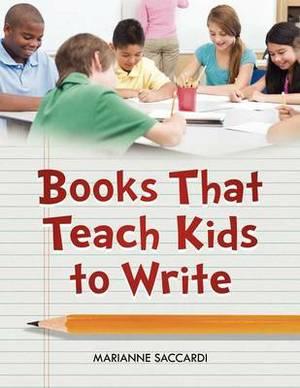 Books That Teach Kids to Write