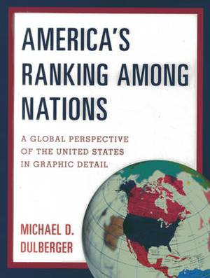 America's Ranking Among Nations: A Global Perspective of the United States in Graphic Detail