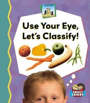 Use Your Eye, Lets Classify!