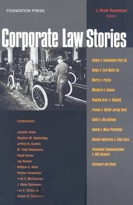 Corporate Law Stories
