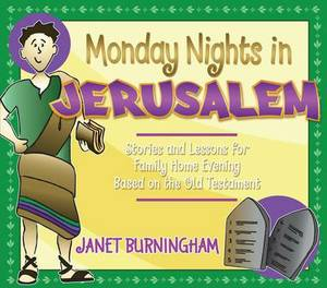 Monday Nights in Jerusalem
