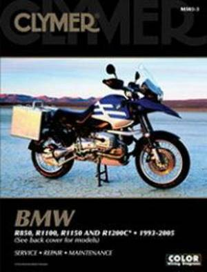 BMW R850, R1100, R1150 And R1200C