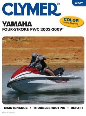 Clymer Yamaha Four Stroke Pwc 2002-2009* (Clymer Motorcycle Repair)