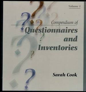 Compendium of Questionnaires and Inventories, Volume 1