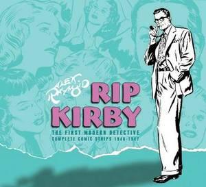 Rip Kirby, Vol. 1 1946-1948