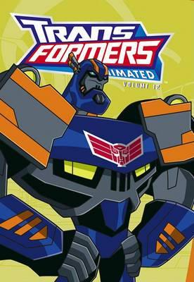 Transformers Animated: v. 12