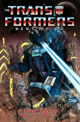 The Transformers: Best of UK - City of Fear