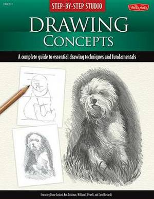Drawing Concepts: A Complete Guide to Essential Drawing Techniques and Fundamentals