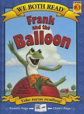 Frank and the Balloon: Level K-1