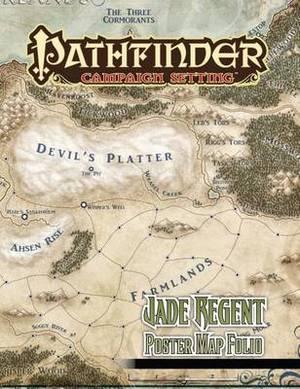 Pathfinder Campaign Setting: Jade Regent Poster Map Folio