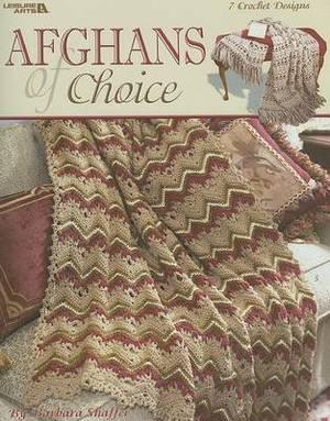 Afghans of Choice: 7 Crochet Designs