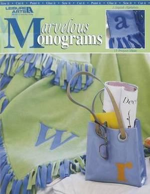 Marvelous Monograms
