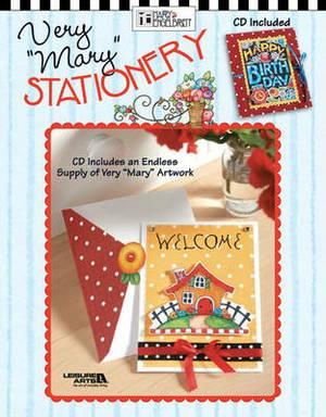 Very Mary Stationery
