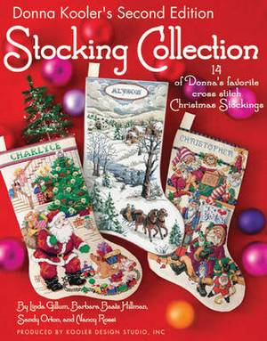 Donna Kooler's Stocking Collection