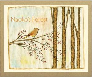 Naoko's Forest: Greennotes -- Environmentally Friendly & Uncoated Greeting, Thank You or Invitation Cards